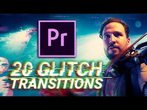 20 Glitch Transitions for Premiere Pro | Cinecom net