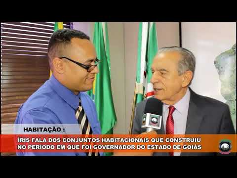 Entrevista com Íris Rezende Machado
