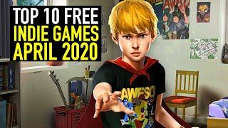 Top 10 Best Free Indie Games To Claim This April 2020