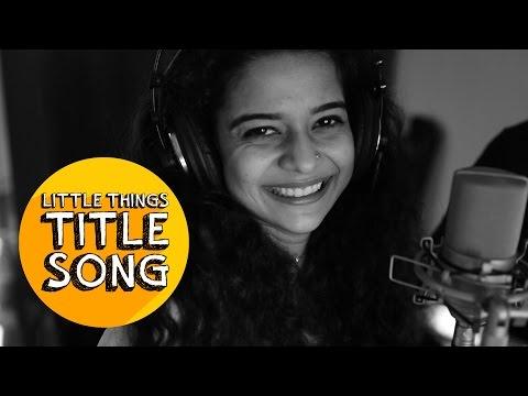 Dice Media  Little Things Soundtrack  Song For Survival  Neel Adhikari ft Mithila Palkar