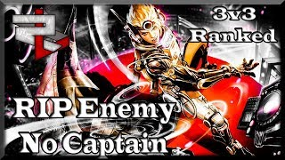 3.2 Vainglory 3v3: carry cp vox: So Strong in 3v3!!!