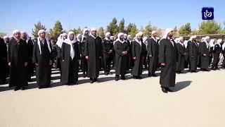الحواتمة يؤكد أن القيم الأردنية أساس عمل قوات الدرك (4/11/2019)
