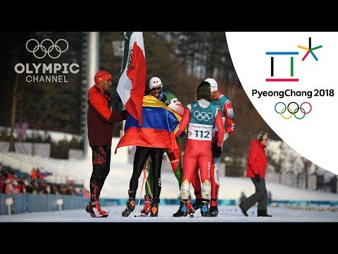The Grateful Five - Emotional Cross-Country Journey | Winter Olympics 2018 | PyeongChang 2018