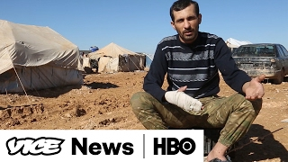 Forced To Flee  VICE News Tonight on HBO (Full Segment)