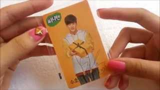 UNBOXING: EXO SUNNY10 VER. C PHOTOCARD // MLSS