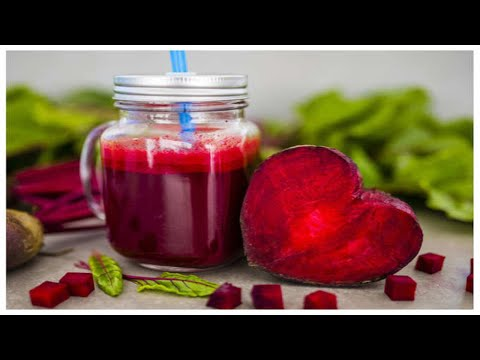 Why You Should Drink Beet Juice Every Day!