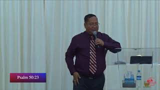 Rev. Dr. Dam Suan Mung on November 19, 2017 (M)