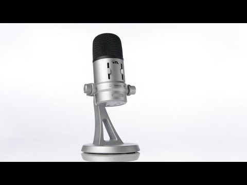 Welcome to the Denali Pro Series Microphone