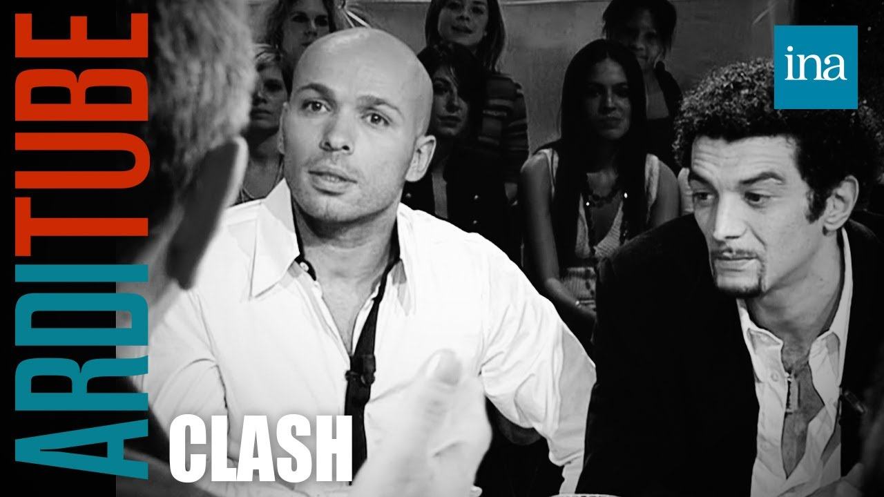 Download Le clash Eric et Ramzy vs Jean-Marie Bigard chez Thierry Ardisson | INA Arditube