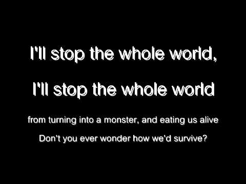 Monster lyrics