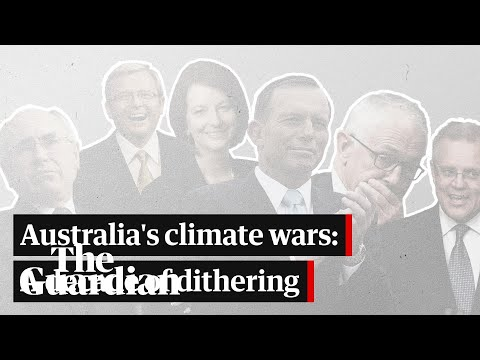 Australia's climate wars: a decade of dithering