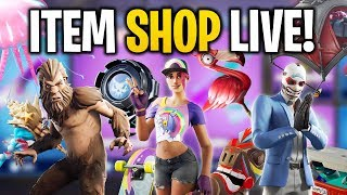 *NEW* Fortnite Item Shop COUNTDOWN June 25th, NEW SKINS! (Fortnite Item Shop Live)