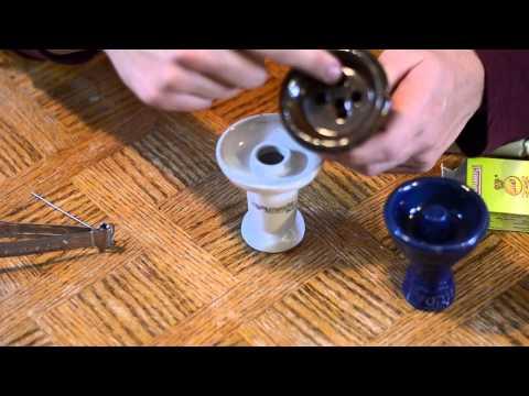 [Iniciante] Como preparar um narguile.