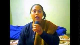 Karaoke-Teri Galiyon Mein Na Rakhenge Kadam-Harshita Varshney