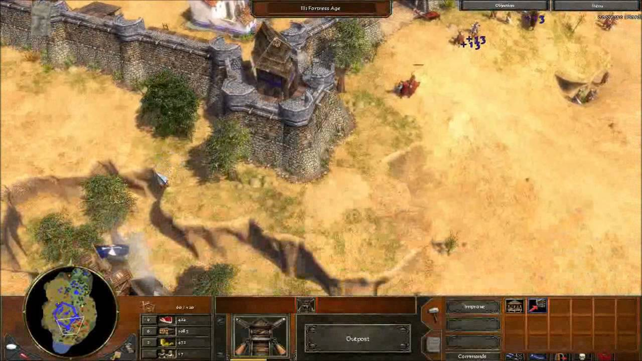 Age of Empires 3 - Act 1
