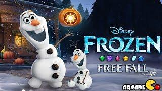 Disney Frozen Free Fall Halloween Spooky New Levels