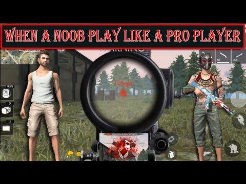 When A Noob Play Like A Pro  PRANK Gaming Raj BD