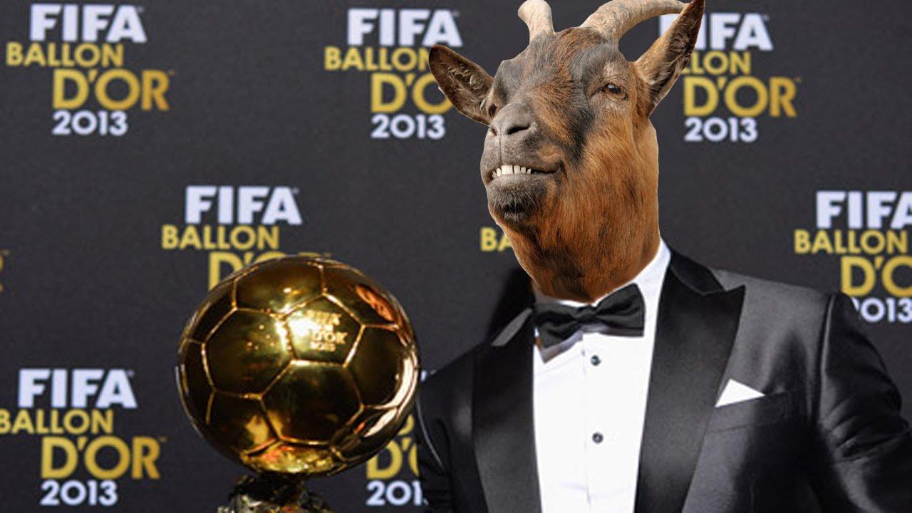 92800072c676 Cristiano Ronaldo Scream - FIFA Balon d´Or - Golden Ball 2015 - (GOAT  EDITION) - YouTube