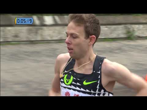 Huawei RomaOstia Half Marathon English Commentary