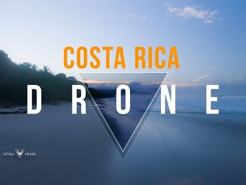 Drone over Costa Rica (Vitali Films)