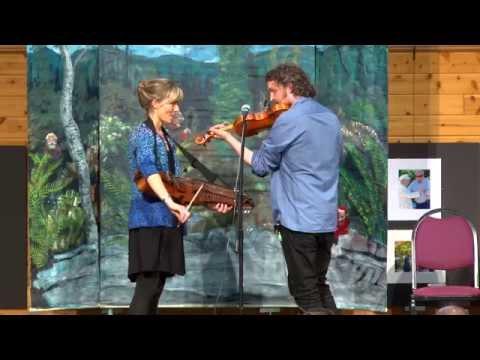 Josefina Paulson & Jonas Åkerlund - Nisswa-stämman Friday NIght Concert 2015