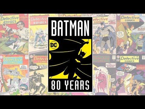 Allen Colon - 80 Years of Batman