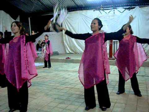 Danza Cristiana Grande Y Poderoso Rey Youtube
