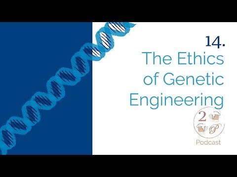 14. Genetic Engineering, Ethics & Gaita (w/ The Two Joes & Nye) - 2BUP