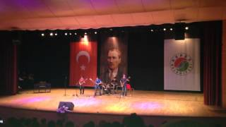 Antalya Erünal SBL 2014 Grubu Quadra