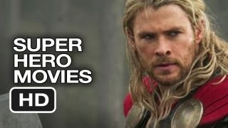 Superhero Movies New Photos - Thor 2, Spider-Man 2, & Man of Steel HD