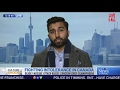 CTV news Panel Discussing Quebec Mosque Shooting & Islamophobia