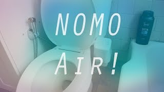 NoMO - No More Odor, Touchless Activation Air Purifier!