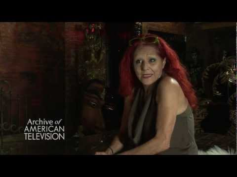 Patricia Field on her advice to aspiring TV costume designers - EMMYTVLEGENDS.ORG