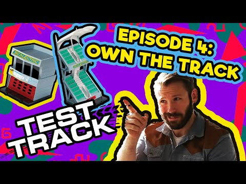 Scalextric | Test Track Ep.4 – Own the Track (BTS)