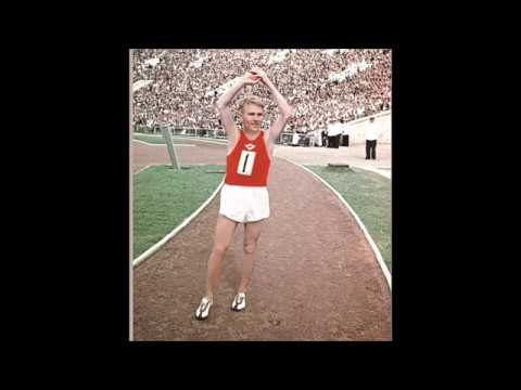 непобедимые россияне Олимпиада великий чемпион по бегу Владимир Куц