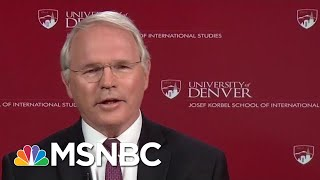 Hill: Pompeo & Bolton Should Not 'Cheer Lead' The Possibility Of War With Iran. | MTP Daily | MSNBC