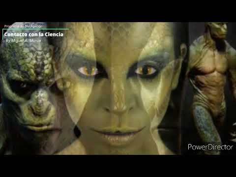 Extraterrestres y Bases Subterráneas Secretas