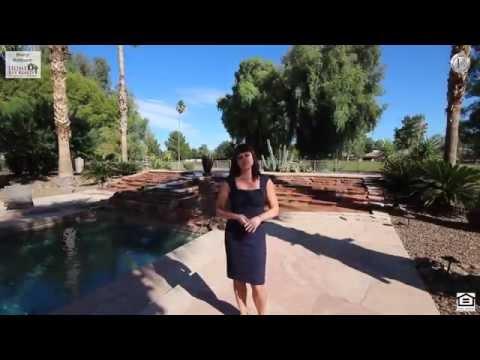 Scottsdale AZ Home With Golf Views By Sheryl Robinson