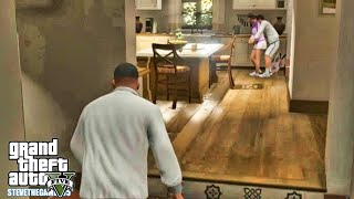 Grand Theft Auto V - Story Mode Mission 4