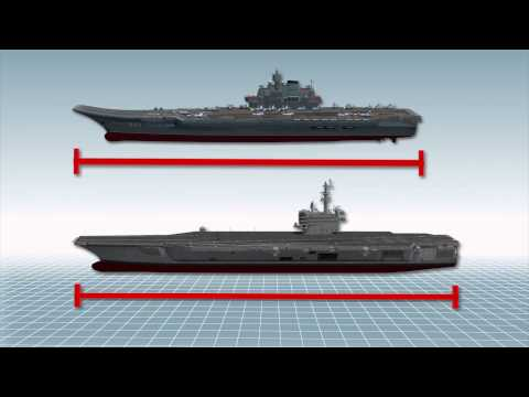 China vs US: New aircraft carrier is on its way says Beijing