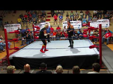 Jerry Lawler vs. Tommy Rich in Jonesboro,AR  Oct 2017 PT 1