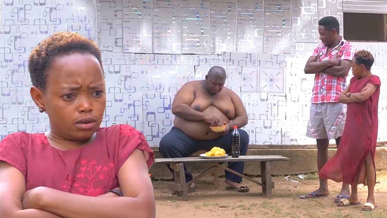 Download GET READY TO LAUGH TILL YOU CHOKE & FALL FROM YOUR CHAIR IN THIS NEW REBECCA COMEDY - Nigerian Movie