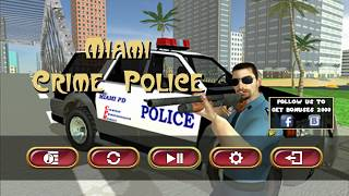 ► Miami Crime Police By Naxeex LLC | Android Gameplay