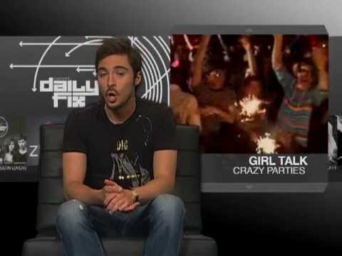 Download Girl Talk Interview with Douglas Caballero