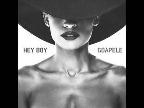 Goapele - Hey Boy