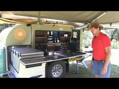Bushwakka sundowner 4x4 off road caravan kitchen for Kitchen design 4x4