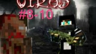 The virus Minecraft Crafting Dead roleplay Episode 8 10 Season 1A new start