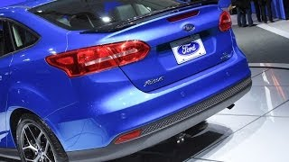 Ford Focus, Hyundai Sonata, Toyota Camry: премьеры Нью-Йоркского мотор шоу 2014