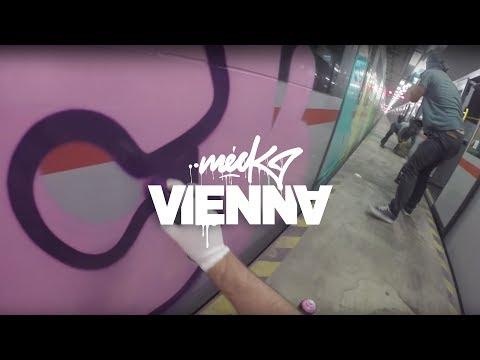 MECK - Metro Graffiti Vienna