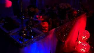 Подсветка для свадьбы, Свадебное оформление